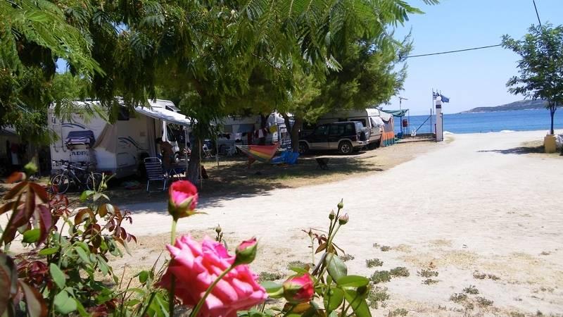 Oδηγός κάμπινγκ σε όλη την Ελλάδα